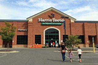 Harris Teeter Store Front