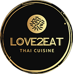 Love 2 Eat Thai Cuisine Logo